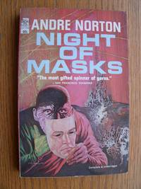 NIght of Masks # 57751 by  Andre Norton - Paperback - First edition first printing - 1964 - from Scene of the Crime Books, IOBA (SKU: biblio9914)