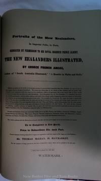 THE NEW ZEALANDERS ILLUSTRATED (Fine Facsimile Edition)