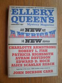 Ellery Queen's Mystery Magazine January 1969