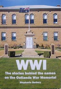 WWI : the stories behind the names on the Oatlands War Memorial.
