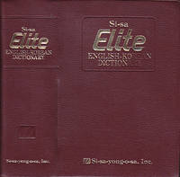 Si-Sa Elite English-Korean Dictionary by Si-sa-yong-o-sa Inc. Staff - 1964