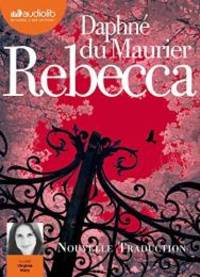 image of Rebecca: Livre audio 2 CD MP3 - audio book (French Edition)