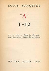 ''A'' 1-12