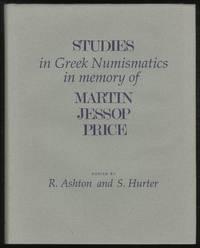 Studies in Greek Numismatics in Memory of Martin Jessop Price