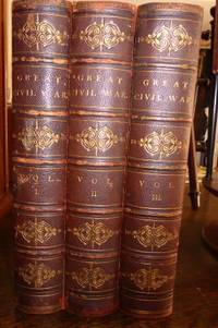 THE GREAT CIVIL WAR, A HISTORY OF THE LATE REBELLION WITH BIOGRAPHICAL SKETCHES OF LEADING STATESMEN AND DISTINGUISHED NAVAL AND MILITARY COMMANDERS.