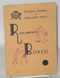 image of Reglamento de Boxeo Profesional