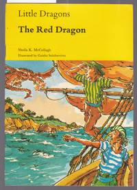 image of Little Dragons : Dragon Pirate Stories :  The Red Dragon
