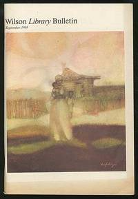 Wilson Library Bulletin: September 1969, Volume 44, Number 1