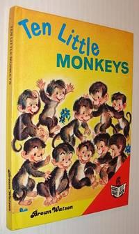 Ten Little Monkeys: A Start-Right Elf Book