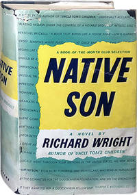 Native Son by  Richard Wright - First Edition - 1940 - from Carpetbagger Books, IOBA (SKU: 4272)