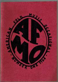 image of American Folk Music Occasional Number 0ne