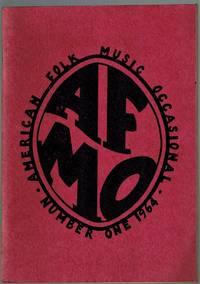 American Folk Music Occasional Number 0ne