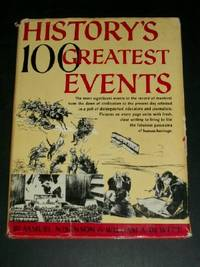 the most significant events in the Mapping the most important events in history is a daunting task with all that has  happened over the course of 5,000 years of human history,.