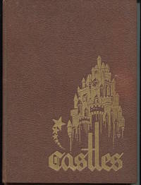 Castles. Newtown High School Yearbook. Ad Reinhardt, Illustrator.