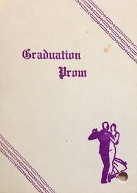image of Graduation prom [dance card]