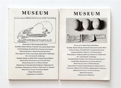 Museum [cover title]. Der Adler vom...