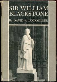 Sir Willam Blackstone