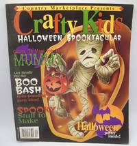 image of Country Marketplace Presents Crafty Kids Halloween Spooktacular