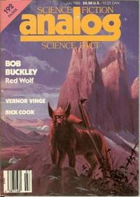 image of ANALOG Science Fiction/ Science Fact: July 1986 (Marooned in Realtime)