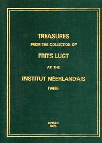 Treasures From the Collection of Frits Lugt at the Institut Néerlandais, Paris