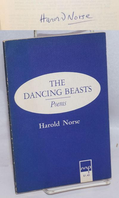 New York: The Macmillan Company, 1962. Paperback. 58p., signed by Norse on the title page, very good...