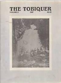 THE TOBIQUER; Volume 8, 1987