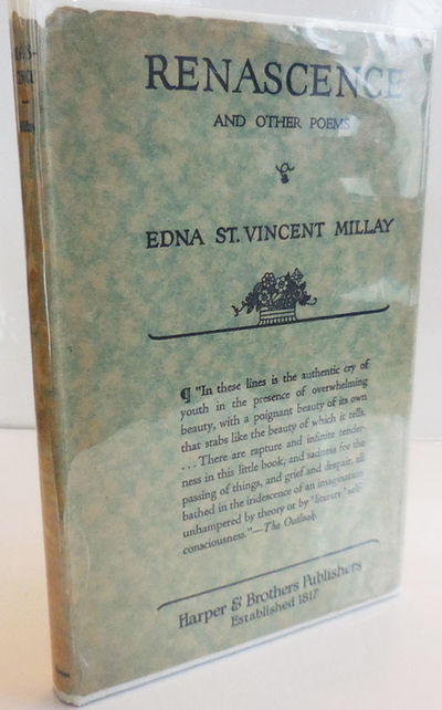 New York: Mitchell Kennerley, 1924. Reprint. Hardcover. Very Good +/very good. Sixth printing srated...