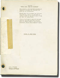 image of Bring on the Girls (Original screenplay for the 1945 film)
