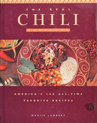 image of The Real Chili Cookbook
