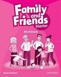 Family and Friends: Starter: Workbook