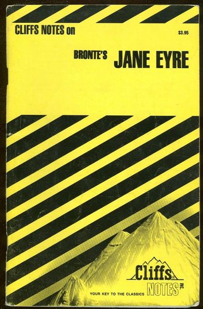 CLIFFS NOTES ON BRONTE'S JANE EYRE, Snodgrass, Mary Ellen