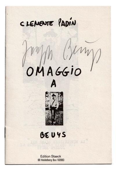 Omaggio a Beuys.