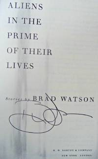 ALIENS IN THE PRIME IN THEIR LIVES (SIGNED)