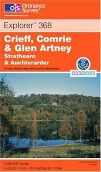 image of Crieff, Comrie and Glen Artney (Explorer S.)