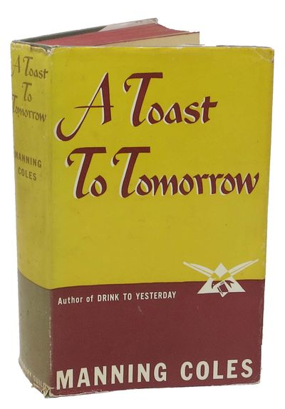 New York: The Literary Guild of America Inc, 1941. Hardback. Red topstain. Red & yellow dust jacket....
