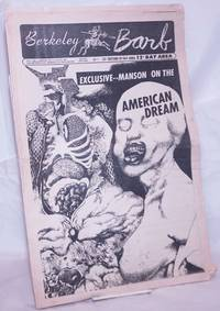 image of Berkeley Barb: vol. 11, #2 (#257) July 17-23, 1970: Exclusive: Manson on the American Dream
