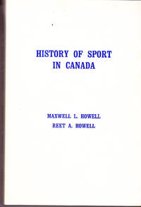 History of Sport in Canada
