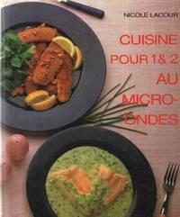 Cuisine pour 1 et 2 micro-ondes