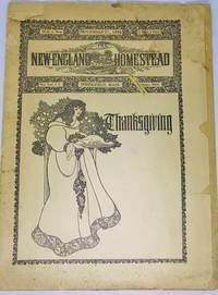 [MAGAZINE] The New England Homestead THANKSGIVING November 21, 1896