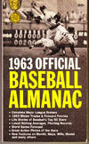 1963 Official Baseball Almanac