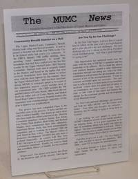 image of The MUMC News: monthly newsletter of the Merchants of Upper market; vol. 14, #1, February 2005