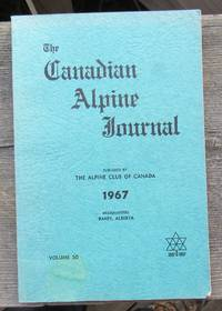 The Canadian Alpine Journal 1967 volume 50 fifty