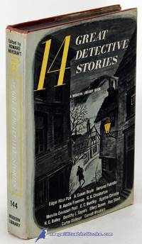 image of Fourteen Great Detective Stories: Revised Edition (Modern Library #144.2)