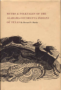 image of Myths and Folktales of the Alabama-Coushatta Indians of Texas
