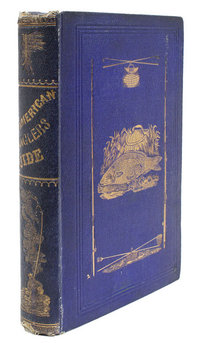 New York: D. Appleton and Company, 1857. Fourth Edition, revised, corrected, and greatly improved (i...