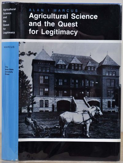 Ames, IA: Iowa State University Press, 1985. Book. Very good+ condition. Hardcover. First Edition. O...
