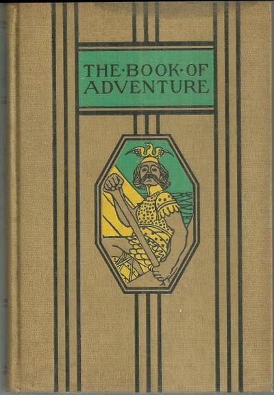 BOOK OF ADVENTURE, Aldrich, Thomas Bailey editor