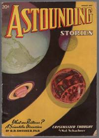 [Pulp magazine]: Astounding Stories - August 1937, Volume XIX, Number 6