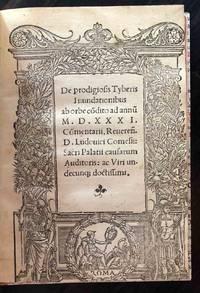 De prodigiosis Tyberis inundationibus ab orbe condito ad annum MDXXXI.