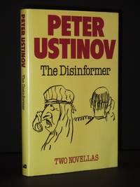 The Disinformer: Two Novellas [SIGNED]